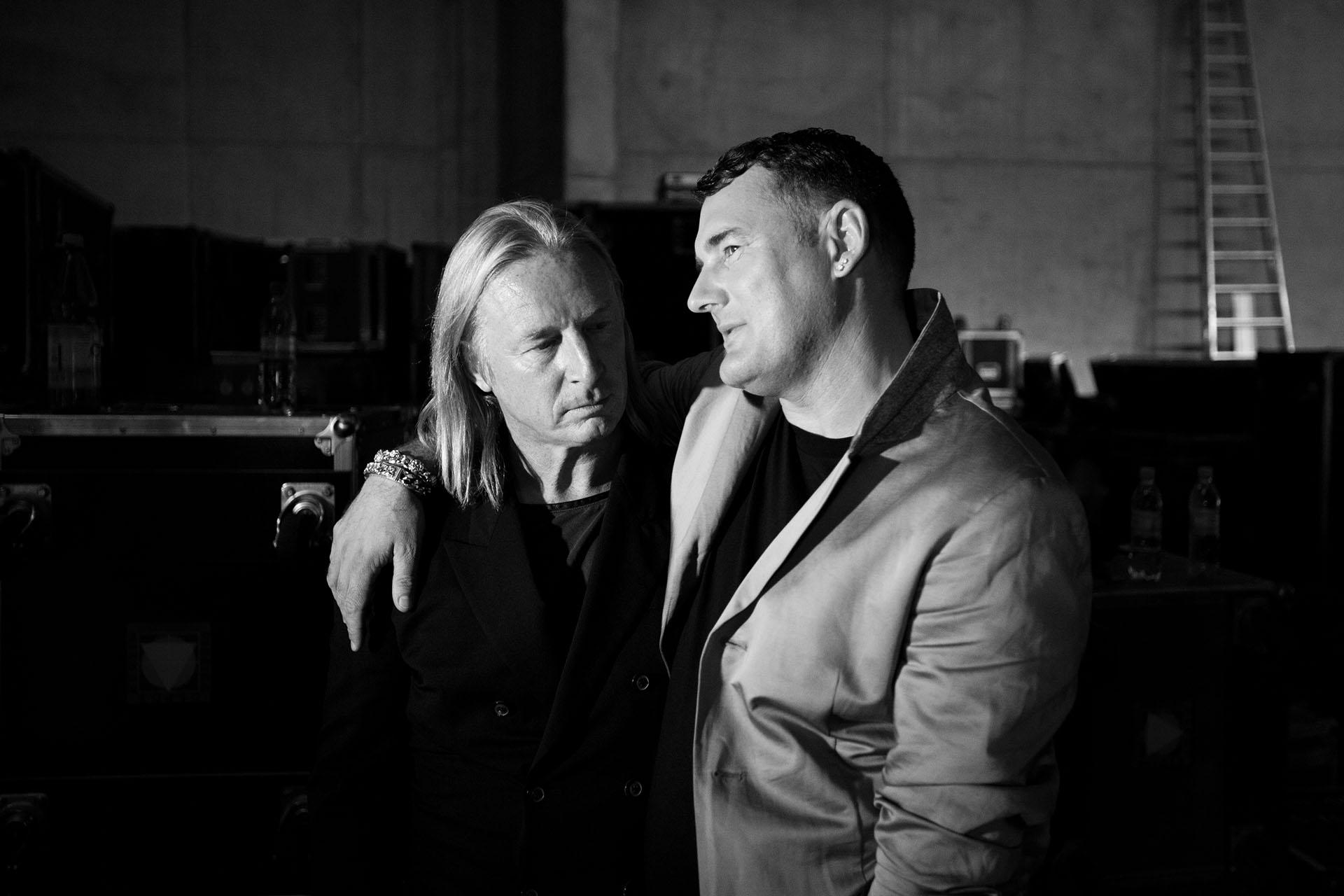 Dj Hell & Michael Michalsky