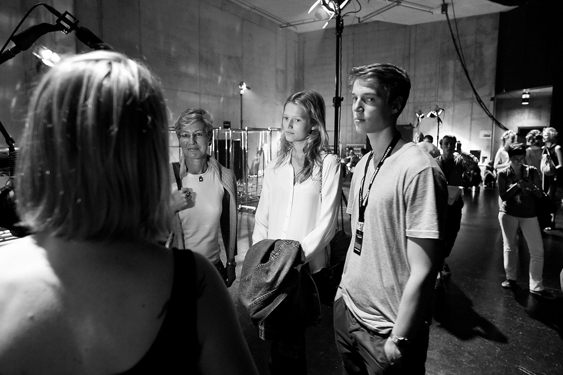 Toni & Niklas Garrn, Models
